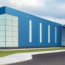 Exterior of Cedar Point Sports Center Sandusky Ohio