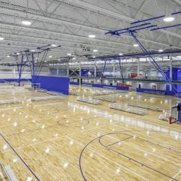cedar point sports center gym Basketball Volleyball