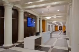 Bowling Green State University University HALL Interior