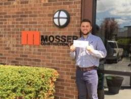 Mosser Scholarship Winner