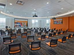 BGSU U-Hall Classroom Interior