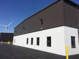 CNG Truck Ohio Logistics