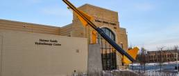 University of Toledo Larimer Rocket Hydrotherapy