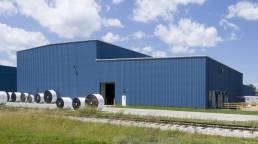 Fenner Dunlop Building Toledo Ohio Mosser