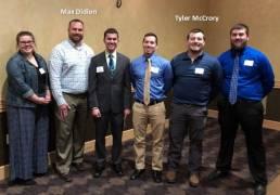 OCA Scholarships Awards