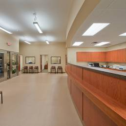 Toledo Federal Credit Union Bank Interior