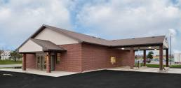 Toledo Urban Federal Credit Union Bank and ATM Drive Through Mosser