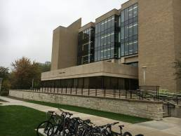 The University of Toledo Club Carlson Exterior