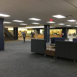 University of Toledo Main Library