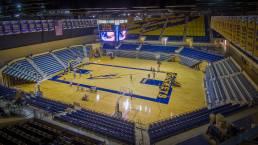 UT Savage Arena interior Stadium