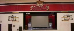Kenton City Schools Gymnasium and Stage Mosser