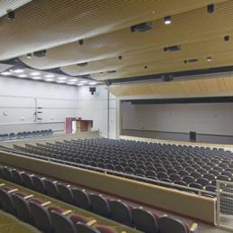 Auditorium Rogers High School Toledo Ohio Mosser