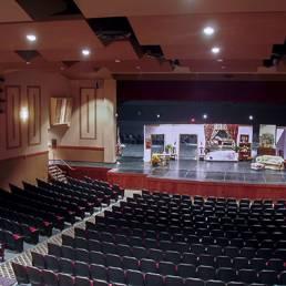 Auditorium of Maumee City Schools Mosser