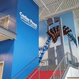 Cedar Point Sports Center Sandusky