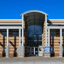 Reynolds Elementary School Exterior Mosser