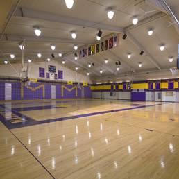 Gymnasium Maumee City Schools Ohio
