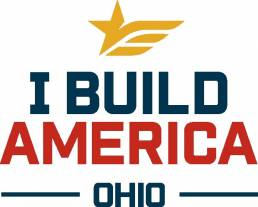 I Build America Ohio Logo