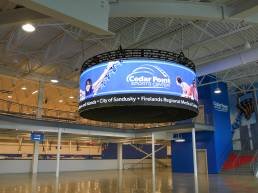 Cedar Point Sports Center Board Mosser