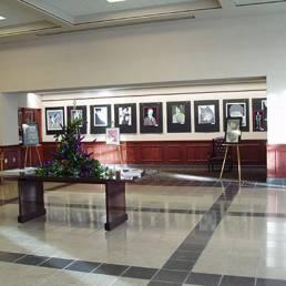 Lobby Maumee Schools Entrance Mosser