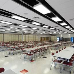 Cafeteria Rogers High School Toledo Ohio