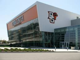 Stroh Center Mosser BGSU
