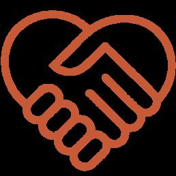 community Hand Shake