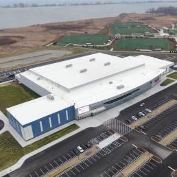 Mosser Cedar Point Sports Center Overview