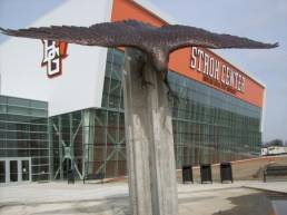 BGSU Stroh Center Falcon Mosser