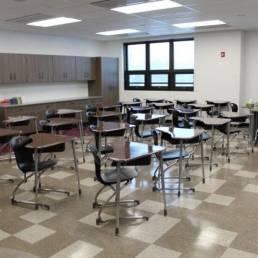 Mansfield Public School Classroom Mosser