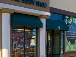 The Body Shop Exterior Fallen Timbers Mosser