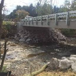 Smith Road Bridge Replacements ODOT