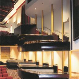 Valentine Theater Seats
