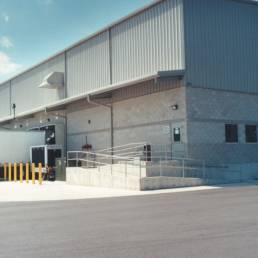 Daimlerchrysler-Crossdock-terminal